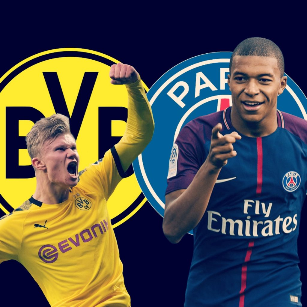 Either Kylian Mbappe and Erling Haaland can join Real Madrid