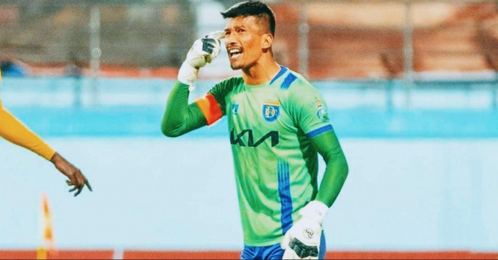 Nepalese Keeper