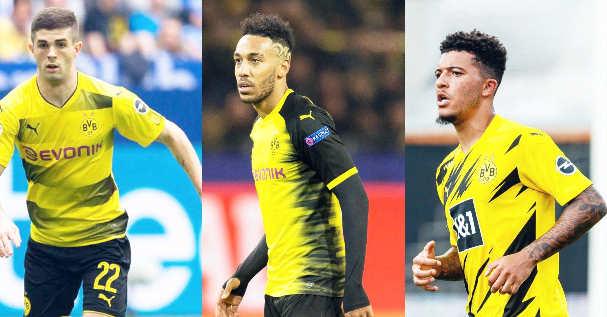 Borussia Dortmund Players Sell