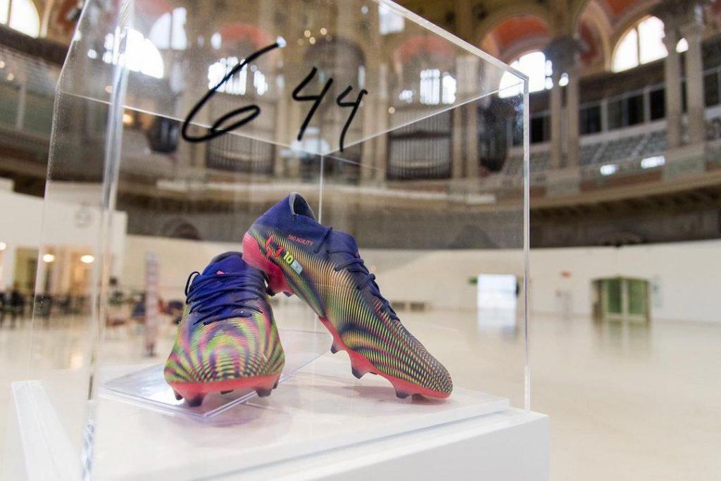 Lionel Messi boot