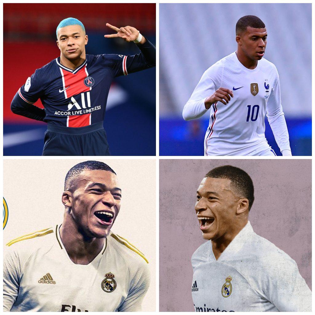 Kylian Mbappe Real Madrid
