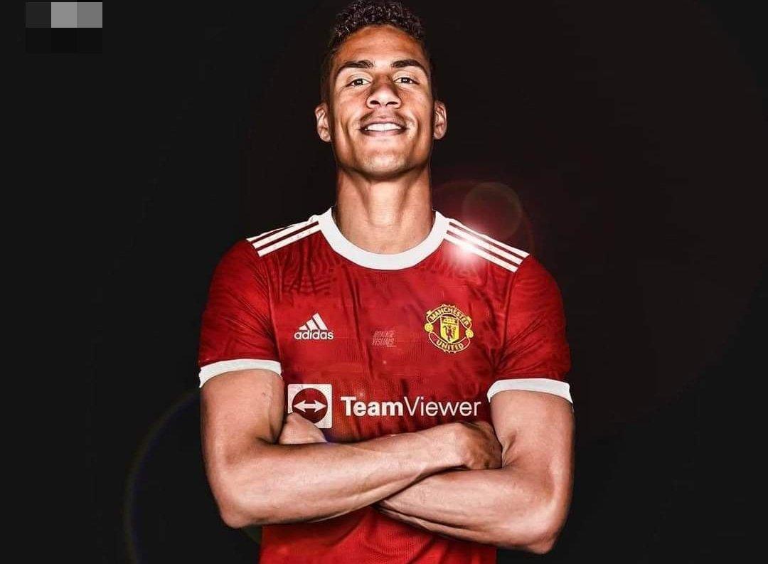 Raphael Varane Manchester United