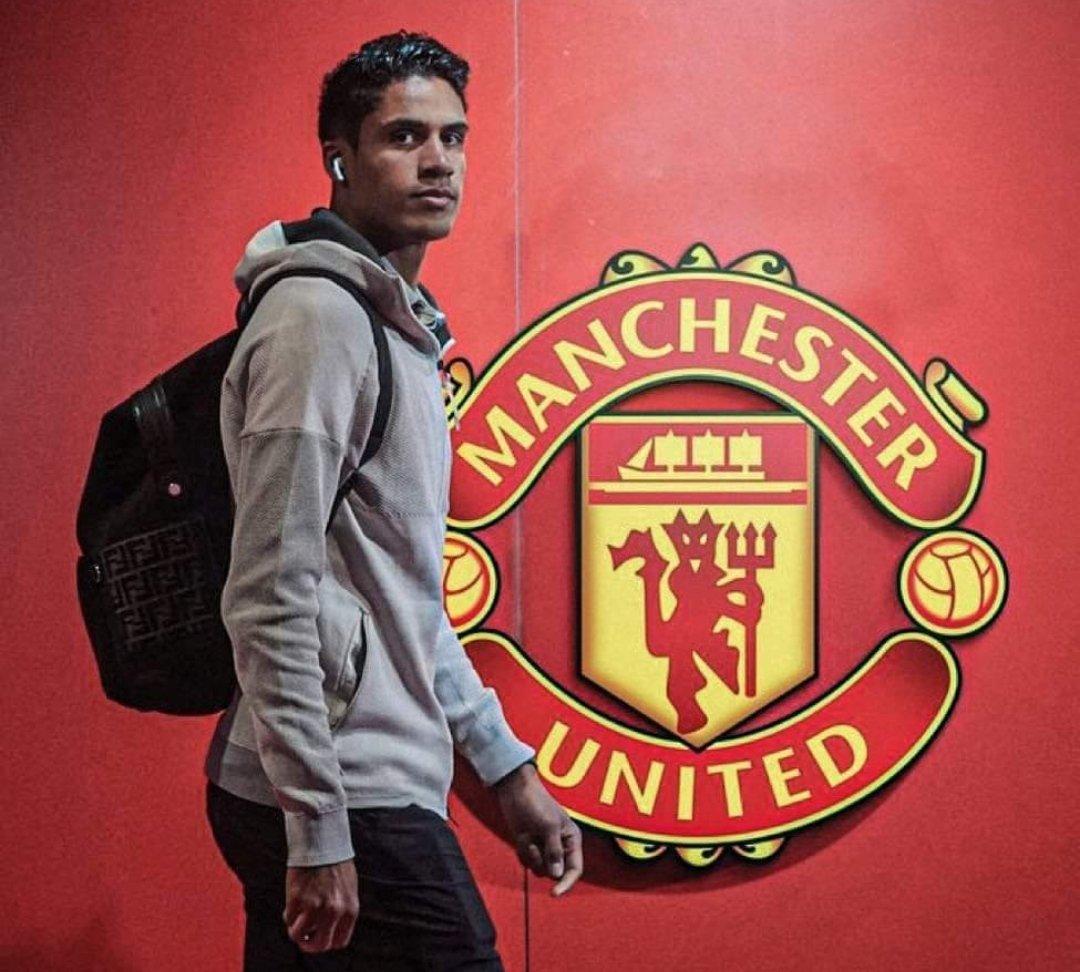 Raphael Varane to Manchester United