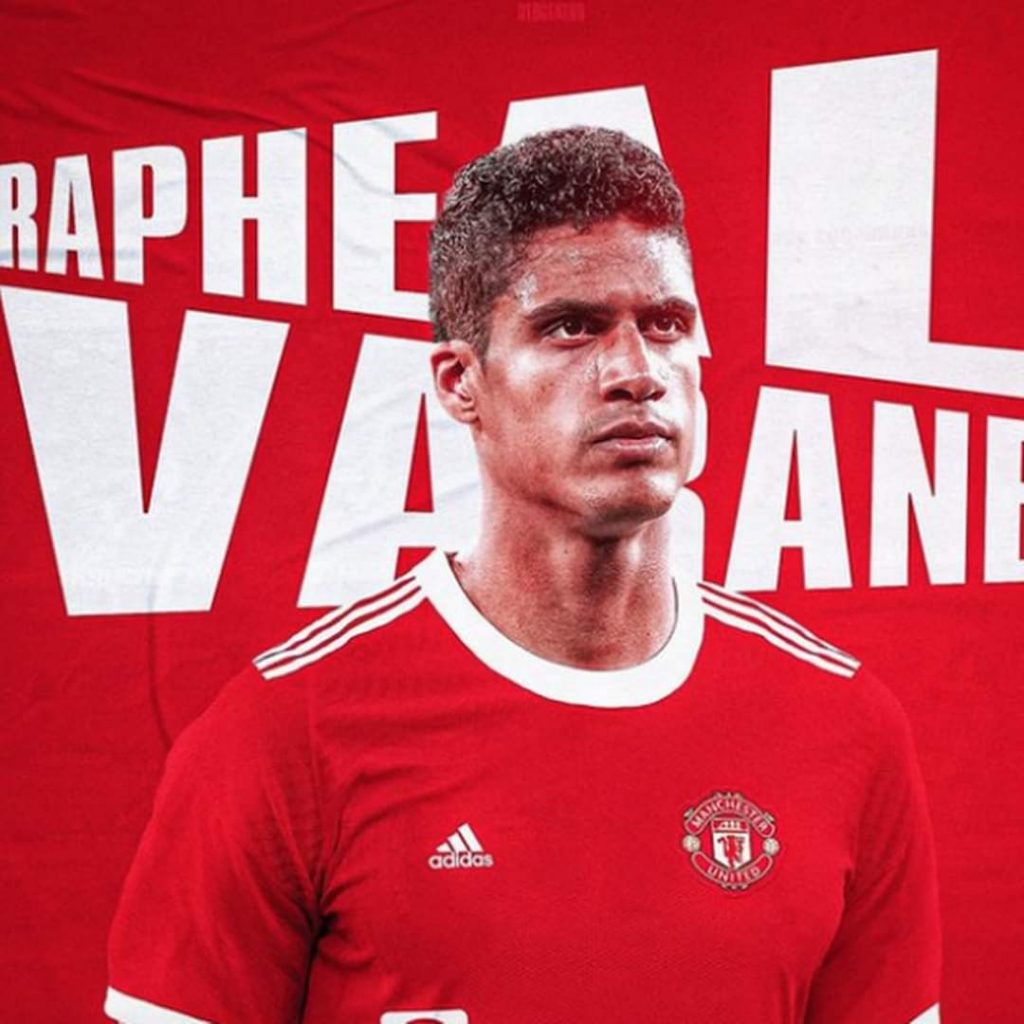 Raphael Varane Premier League